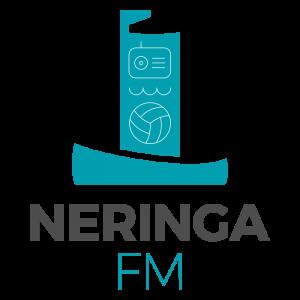 Neringa FM logo HQ