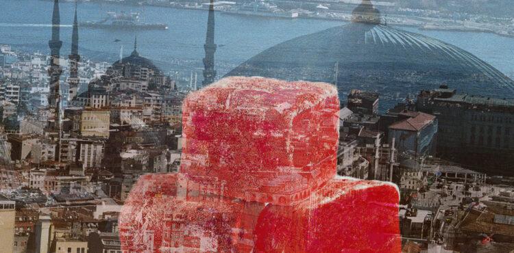 Neringos bičiulis: turkish delight by Giedrė Nalivaikaitė