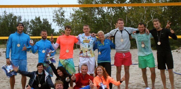 Neringa FM Beachball CUP Žolinė prizininkai