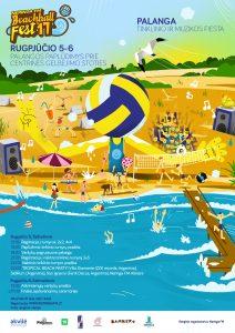 Beachball FEST 17 Palanga