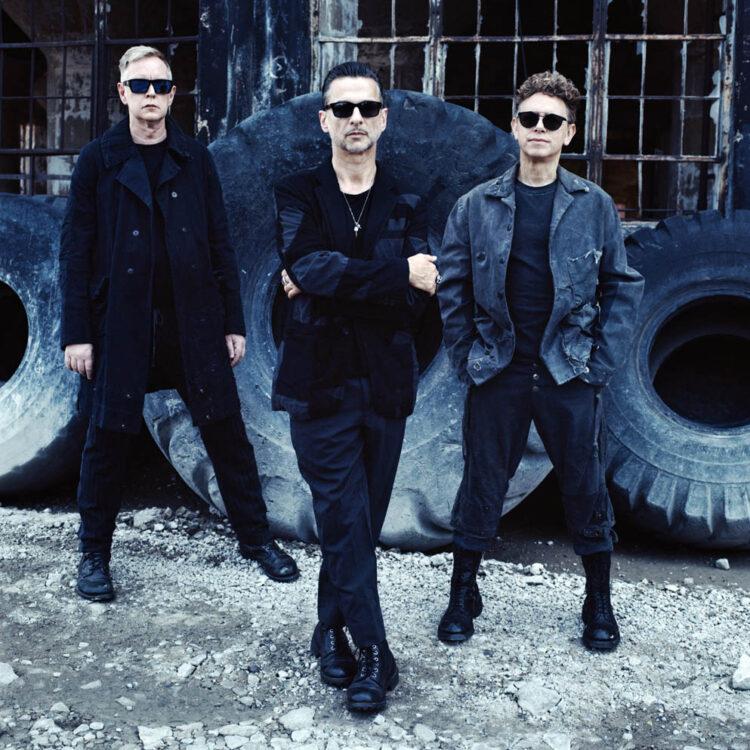 Depeche Mode, Vilniuje