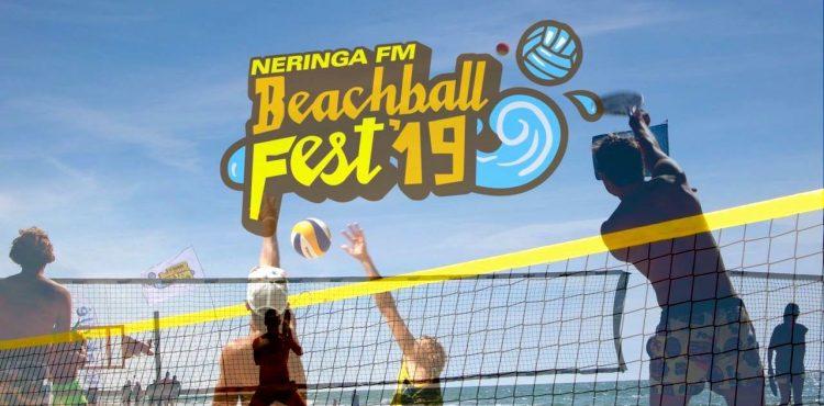 Beachball FEST 19 promo mixed sports