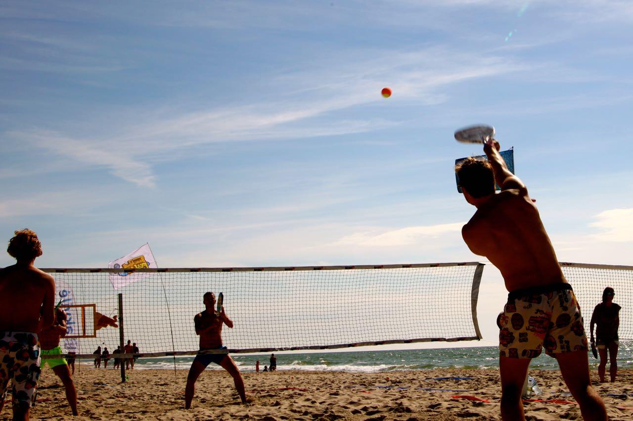 Beachball FEST 19 teniso turnyras