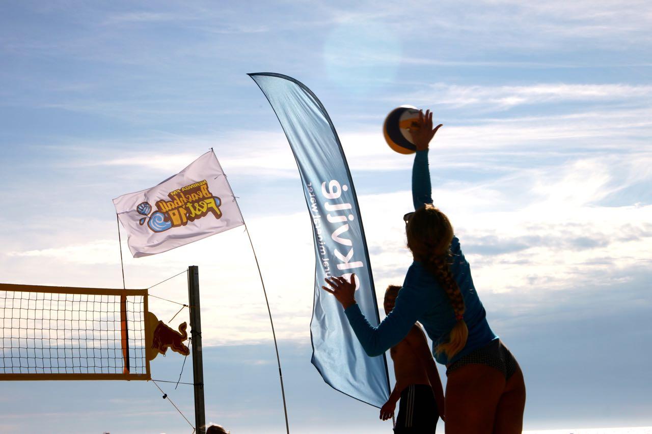 Beachball Fest 19 tinklinio turnyras